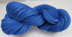Fine Organic Merino - Sport Weight -  Blue #3