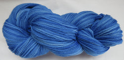Fine Organic Merino - Sport Weight -  Blue #4