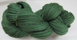 Fine Organic Merino - Sport Weight -  Green #2