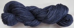Yak/Silk/Merino - Fingering Weight - Blue #16-4