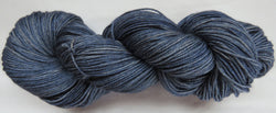 Yak/Silk/Merino - Fingering Weight - Blue #16-20