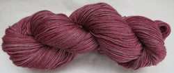 Yak/Silk/Merino - Fingering Weight - Pink #16-1
