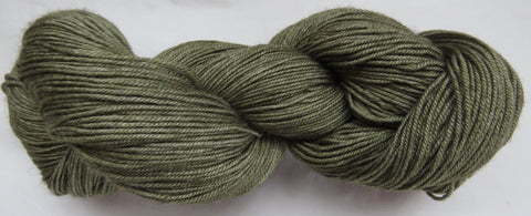 Yak/Silk/Merino - Fingering Weight - Sages #2
