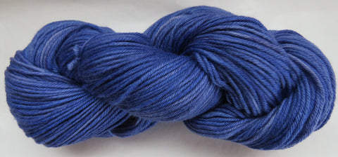 Fine Organic Merino - Worsted Weight  -  Lavender #0-A