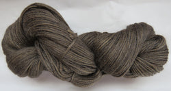 4 ply - Baby Alpaca & Tussah Silk - Brown #BRN-2