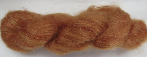 Brushed Kid Mohair - Orange 0-6