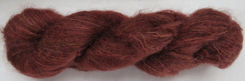 Brushed Kid Mohair - Brown #0-12