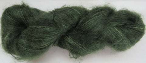 Brushed Kid Mohair - Sage #S-H