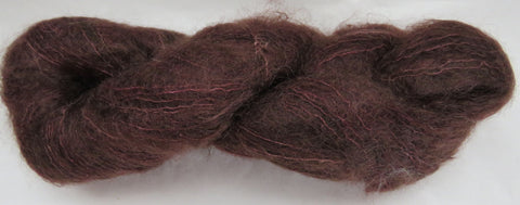 Brushed Kid Mohair - Brown #0-19