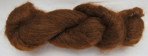 Brushed Kid Mohair - Brown #0-22