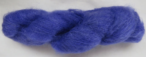Brushed Kid Mohair - Violet #V-1