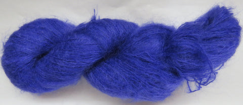 Brushed Kid Mohair - Violet #B-37