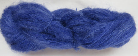 Brushed Kid Mohair - Blue #B-G