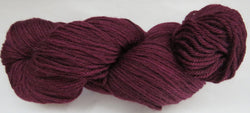 Super Fine Alpaca & Wool - Worsted Weight - Wine #AW-2
