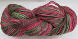 Super Fine Alpaca & Wool - Worsted Weight - Roses #AW-7