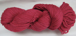 Super Fine Alpaca & Wool - Worsted Weight - Red #AW-8