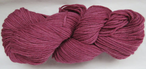 Super Fine Alpaca & Wool - Worsted Weight - Rose #AW-9