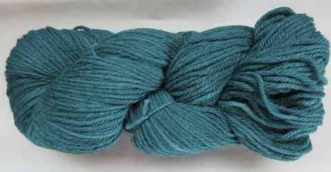 Super Fine Alpaca & Wool - Worsted Weight - Teal #AW-10