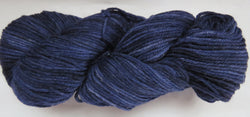 Super Fine Alpaca & Wool - Worsted Weight - Navy #AW-11