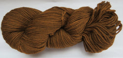 Super Fine Alpaca & Wool - Worsted Weight - Saffron #AW-14