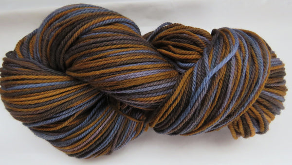 Targhee Wool - Worsted Weight - Mix #TA-1