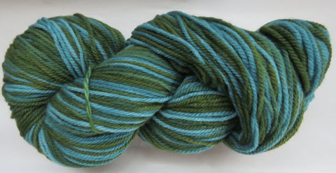 Targhee Wool - Worsted Weight - Mix #TA-5