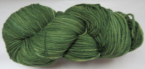 Targhee Wool - Worsted Weight - Moss Sage #TA-10