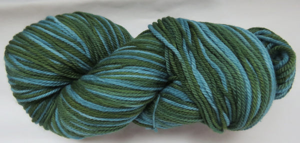 Targhee Wool - Worsted Weight - Mix #TA-12
