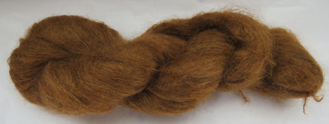 Brushed Kid Mohair - Brown #0-20