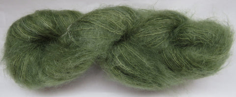 Brushed Kid Mohair - Sage #G-27