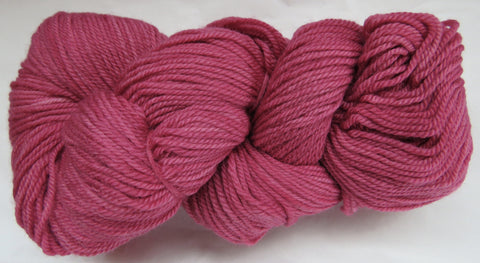 Polwarth Wool - Sport Weight - Pink #PO-2
