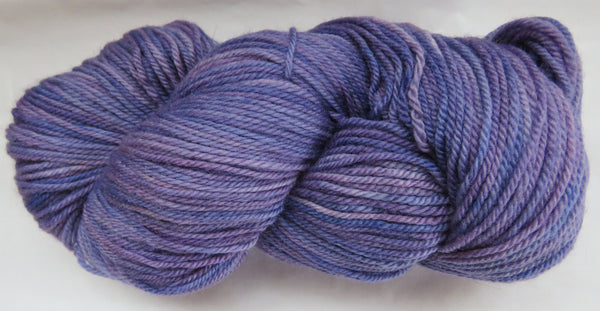 Polwarth Wool - Sport Weight - Lavender #PO-3