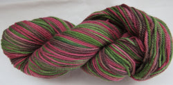 Polwarth Wool - Sport Weight - Roses #PO-5