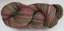 Polwarth Wool - Sport Weight - Roses #PO-6