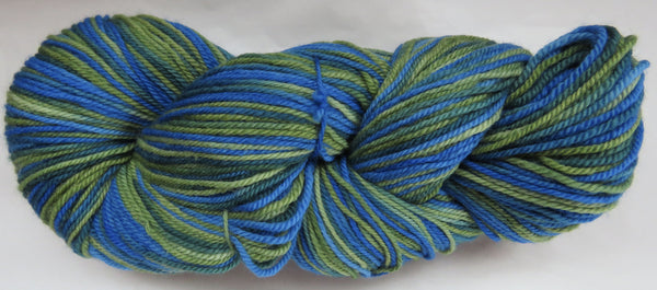 Polwarth Wool - Sport Weight - Mix #PO-12