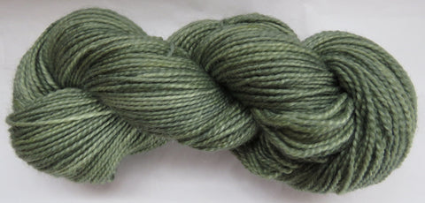 Mohair & Wool - Light DK Weight - Sage #MW-1