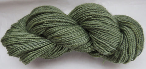 Mohair & Wool - Light DK Weight - Sage #MW-2