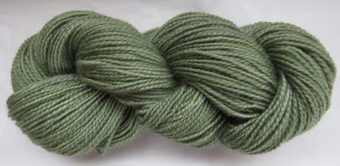 Mohair & Wool - Light DK Weight - Sage #MW-3