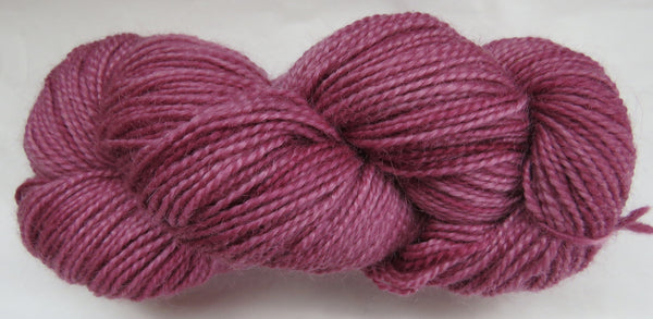Mohair & Wool - Light DK Weight - Pink #MW-5