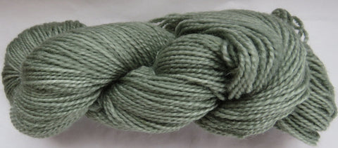 Mohair & Wool - Light DK Weight - Sage #MW-6