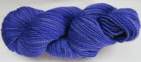 Mohair & Wool - Light DK Weight - Electric Violet #MW-12