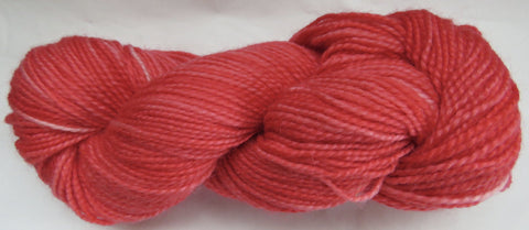 Mohair & Wool - Light DK Weight - Red #MW-13
