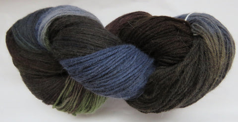Wool & Angora - Mineral with Sages #WA-8