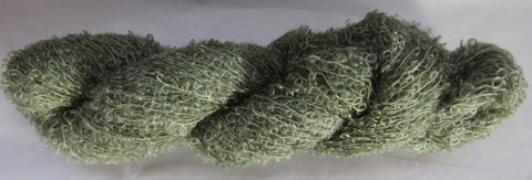 Kid Mohair Boucle - Small Loop - Sage #KIDB-4
