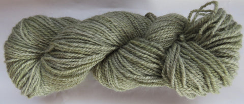Romney Lambs Wool - Worsted Weight - Sage #RO-12