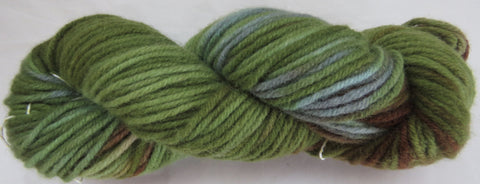 Wool & Cashmere - Worsted Weight - Sea Oak #WC-2