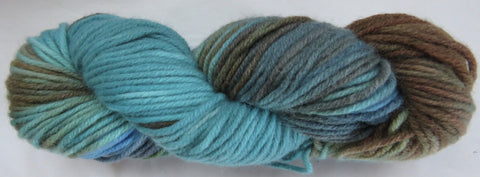 Wool & Cashmere - Worsted Weight - Glacier #WC-3