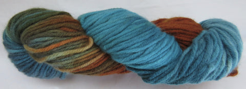 Wool & Cashmere - Worsted Weight - Ice Bird #WC-5