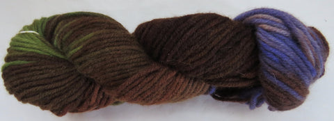 Wool & Cashmere - Worsted Weight - Nymph #WC-6