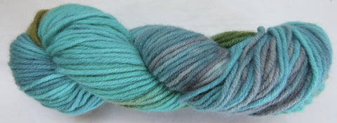 Wool & Cashmere - Worsted Weight - Van Gogh #WC-8